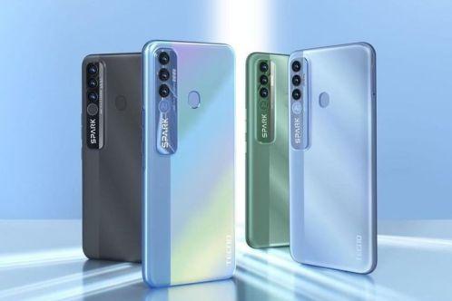 Spesifikasi Tecno Spark 7 Pro, Ponsel Anak Muda Harga Rp 1 Jutaan Halaman all - Kompas.com