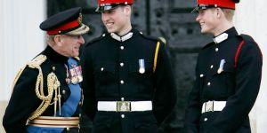 """Tanpa gelar, """"kostum"""" Pangeran Harry akan berbeda dari anggota kerajaan lainnya di pemakaman Pangeran Philip"""