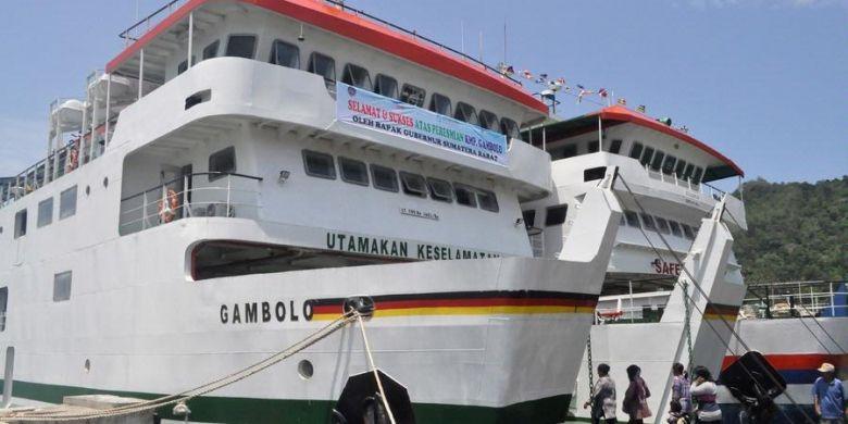 ASDP Operasikan 42 Feri untuk Angkutan Lebaran