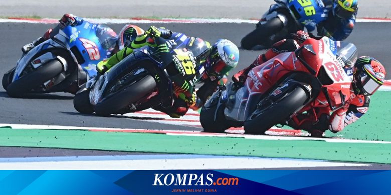 Overtake Rossi On The Last Lap Of The Motogp San Marino Joan Mir Apologizes World Today News