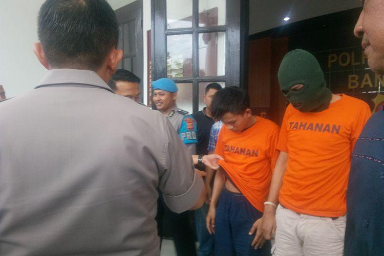 Kasus Pembacokan Brutal di Bandung Viral, Pelaku Tertangkap Setelah 5 Hari Diusut
