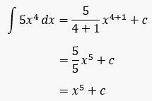Integral adalah sebuah konsep penjumlahan secara berkesinambungan dalam matematika, dan bersama dengan inversnya, diferensiasi, adalah. Contoh Soal Integral Tak Tentu