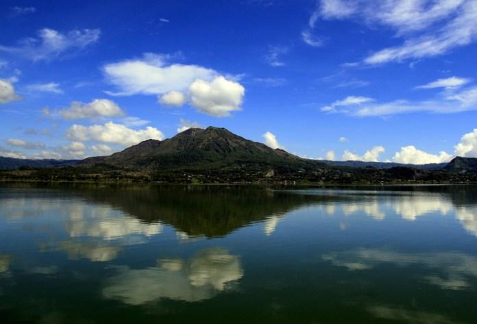 Batur, Danau Memesona di Dataran Tinggi Bali - Kompas.com