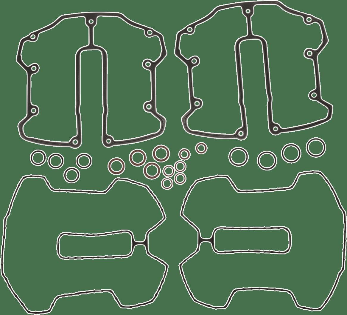 Cometic Rocker Box Gasket Kit For 17 19 Harley M8 Dyna