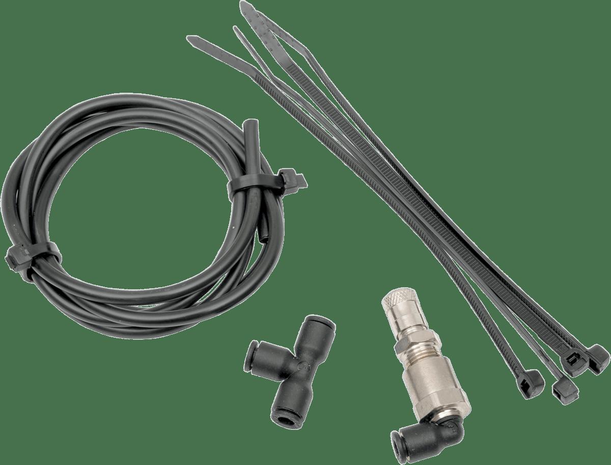 Progressive Rear Air Dragger Shock Connection Kit For 83 96 Harley Touring Flht