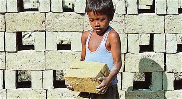 Η διεθνής λίστα της ντροπής για την παιδική εργασία