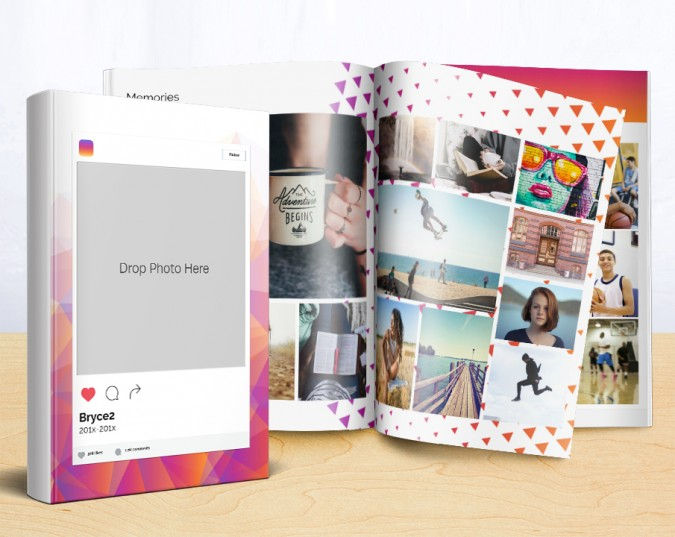 instagram high school yearbook themes