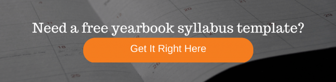 free yearbook syllabus offer