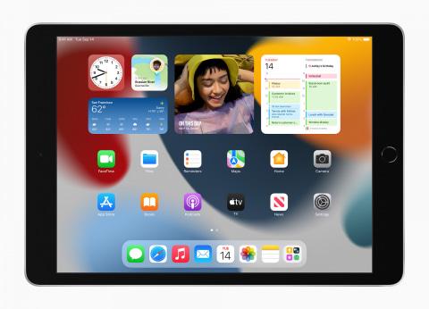 最新型のiPad