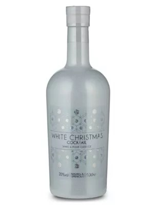 White Christmas Cocktail Marks And Spencer