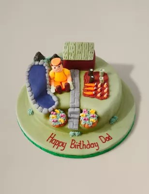 Personalized Cakes | Birthday, Celebration & Cupcakes | M&S