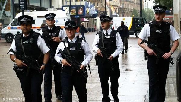 الإرهاب ,  الإرهابيين ,  سوريا ,  اعتقال ,  الشرطة البريطانية
