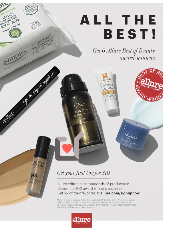 Image result for allure best of beauty 2018