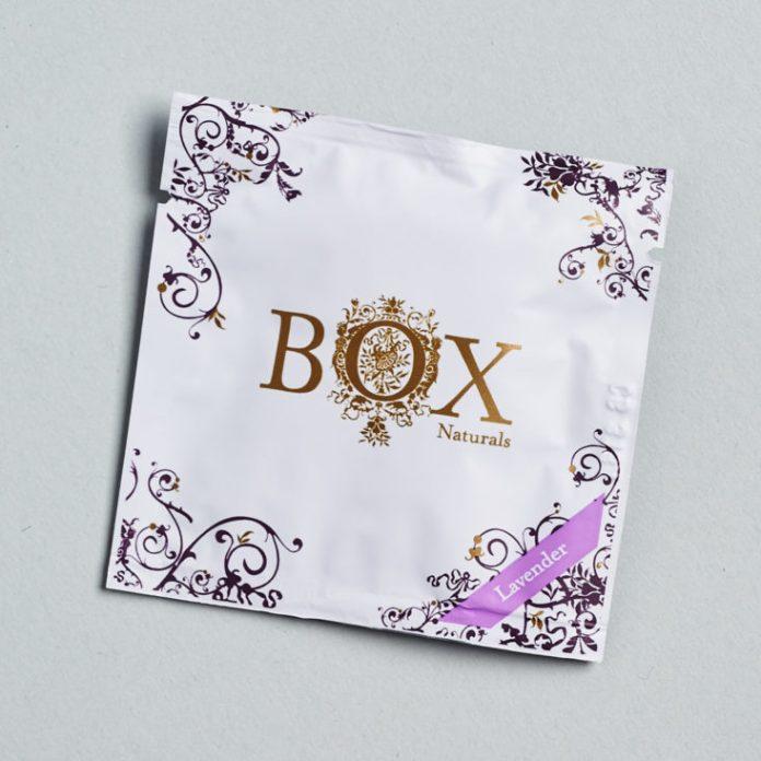 Petit Vour January 2019 lavender box wpe
