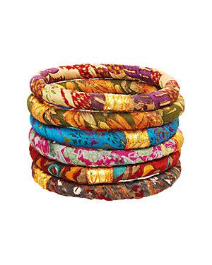 Rosena Sammi bracelets seen on Trendy Wendy