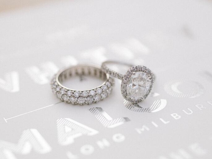 El significado de las piedras preciosas del anillo de compromiso - Foto-Ashley Seawell Photography