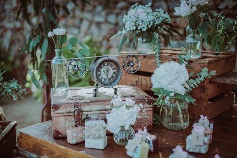 detales decoracion vintage