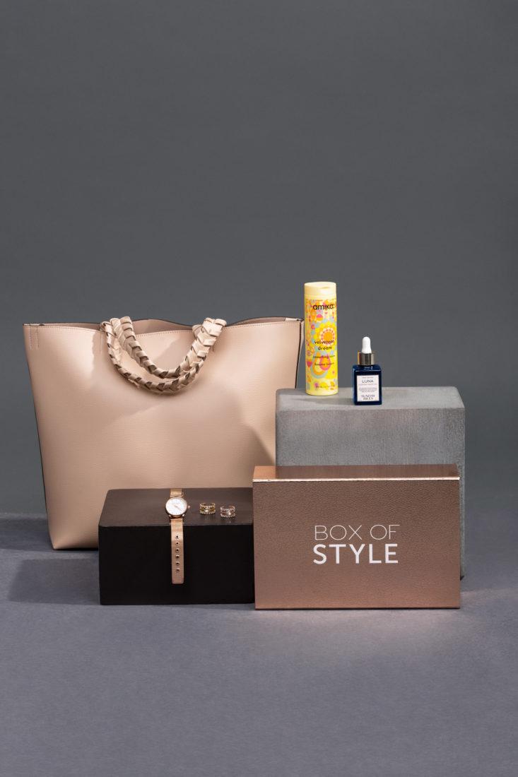Rachel Zoe Box Of Style Winter 2018 Box FULL SPOILERS
