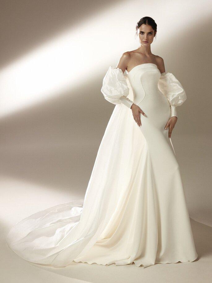 Tendenze matrimonio 2021 abiti da sposa