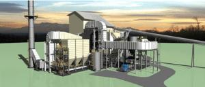 Hu Hunua Biomass Plant