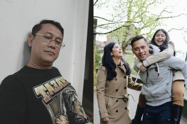 Denny Siregar Risak Cucu SBY, Taktik Mubazir atau Pengalihan Isu? Halaman 1  - Kompasiana.com