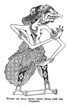 Gambar wayang arjuna lan watake gambar. Gambar Wayang Pandawa Lan Jenenge