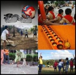 Masa Kecil Permainan Anak Jaman Dulu Oleh Noorhani Laksmi
