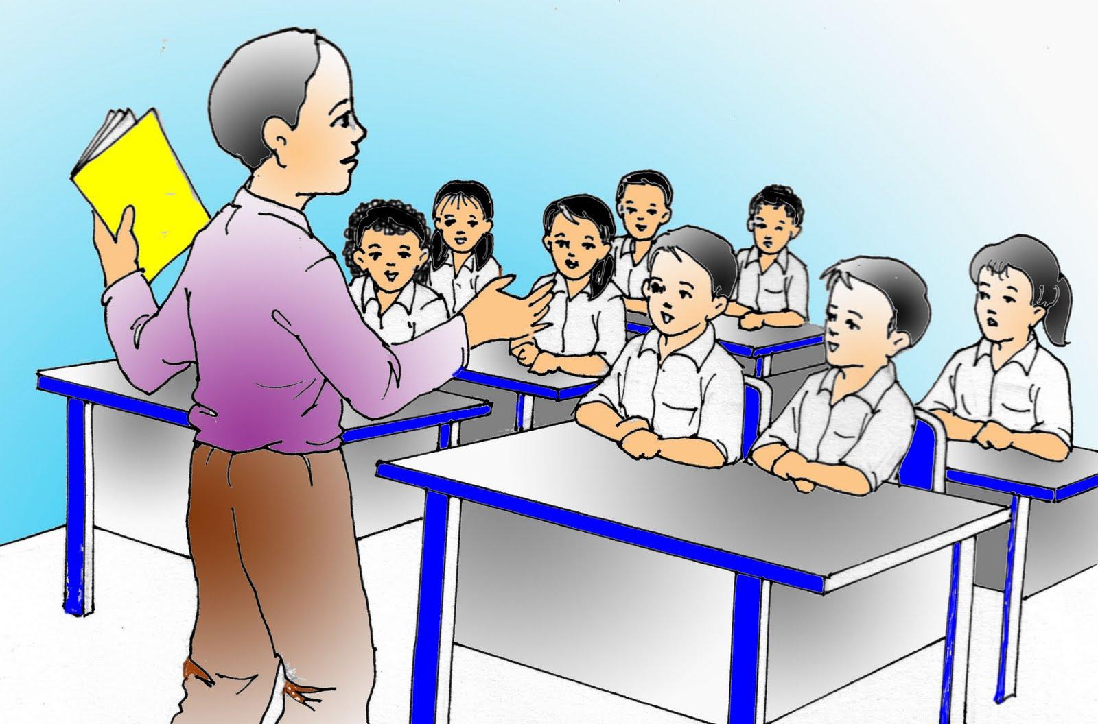 Pengalaman Menjadi Guru dan Tutor