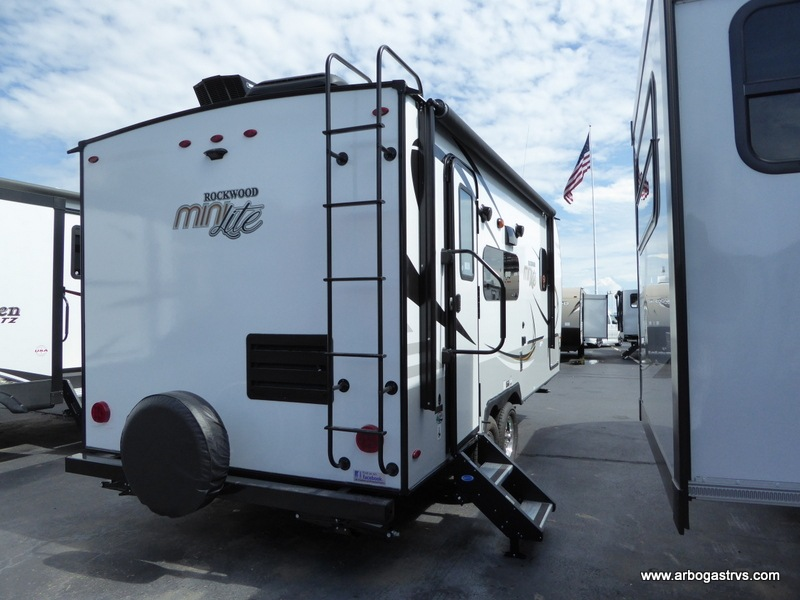 Lite 2109s Travel Trailers Mini