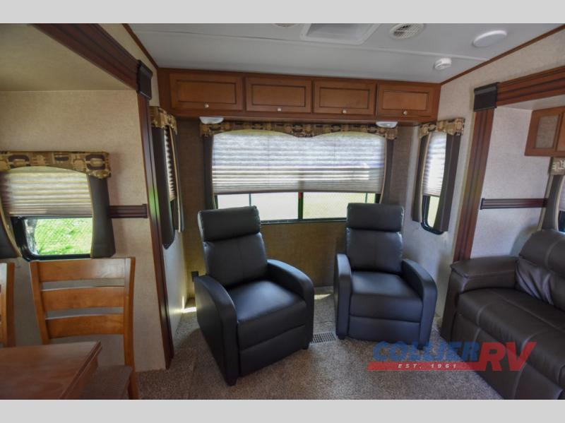 Used 2015 Heartland Prowler P289 Fifth Wheel At Collier Rv
