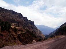 Road to Chahuaytire
