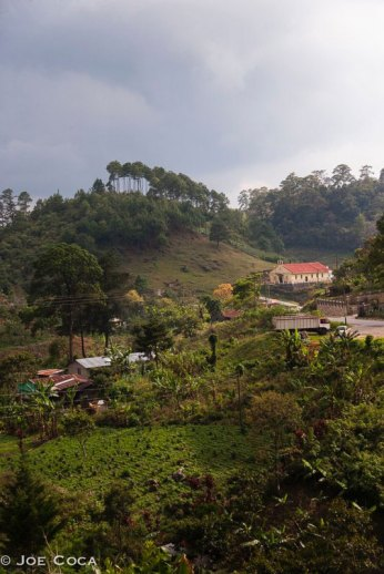 Agricultural community of Samac, Guatemala