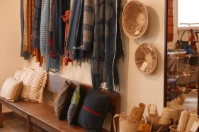 A large selection of artisan textiles. All purchases help sustain an artisan and their family.