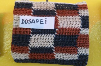 The traditional Dosapei pattern.