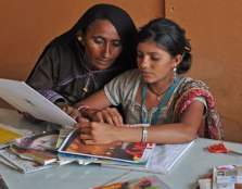 Teaching design in India (photo credit Judy Frater)