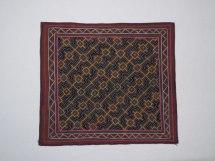 #3 Another Shipibo design for next pillow top.