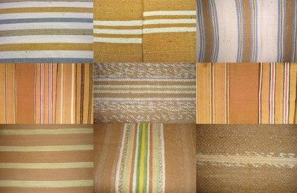 Acadian brown cotton textiles.