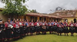 The elders of Chinchero