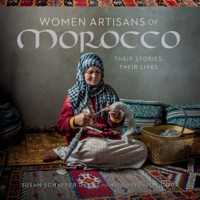 Thrums Books, Women Artisans of Morocco Book Cover