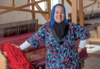 Amina Yabis; photo credit: Joe Coca
