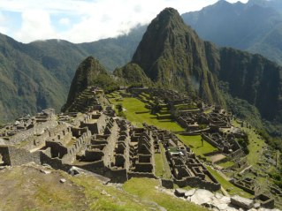 Machu Picchu--the ATA tour includes a full day at this magnificent site.
