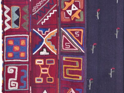 Detail of Community Blanket