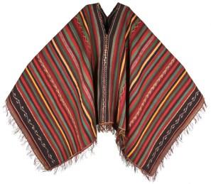 Bolivian Poncho