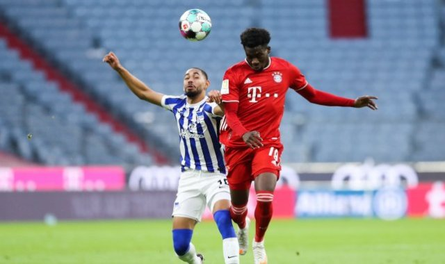 Bundesliga | Un póker de Lewandowski doblega al Hertha de Berlín
