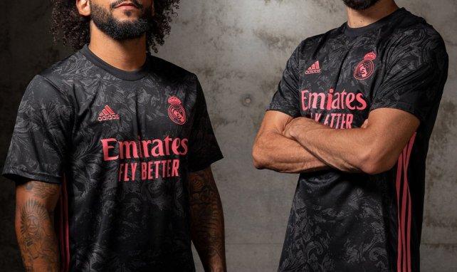 Al descubierto la tercera equipación del Real Madrid, versión 2020-2021