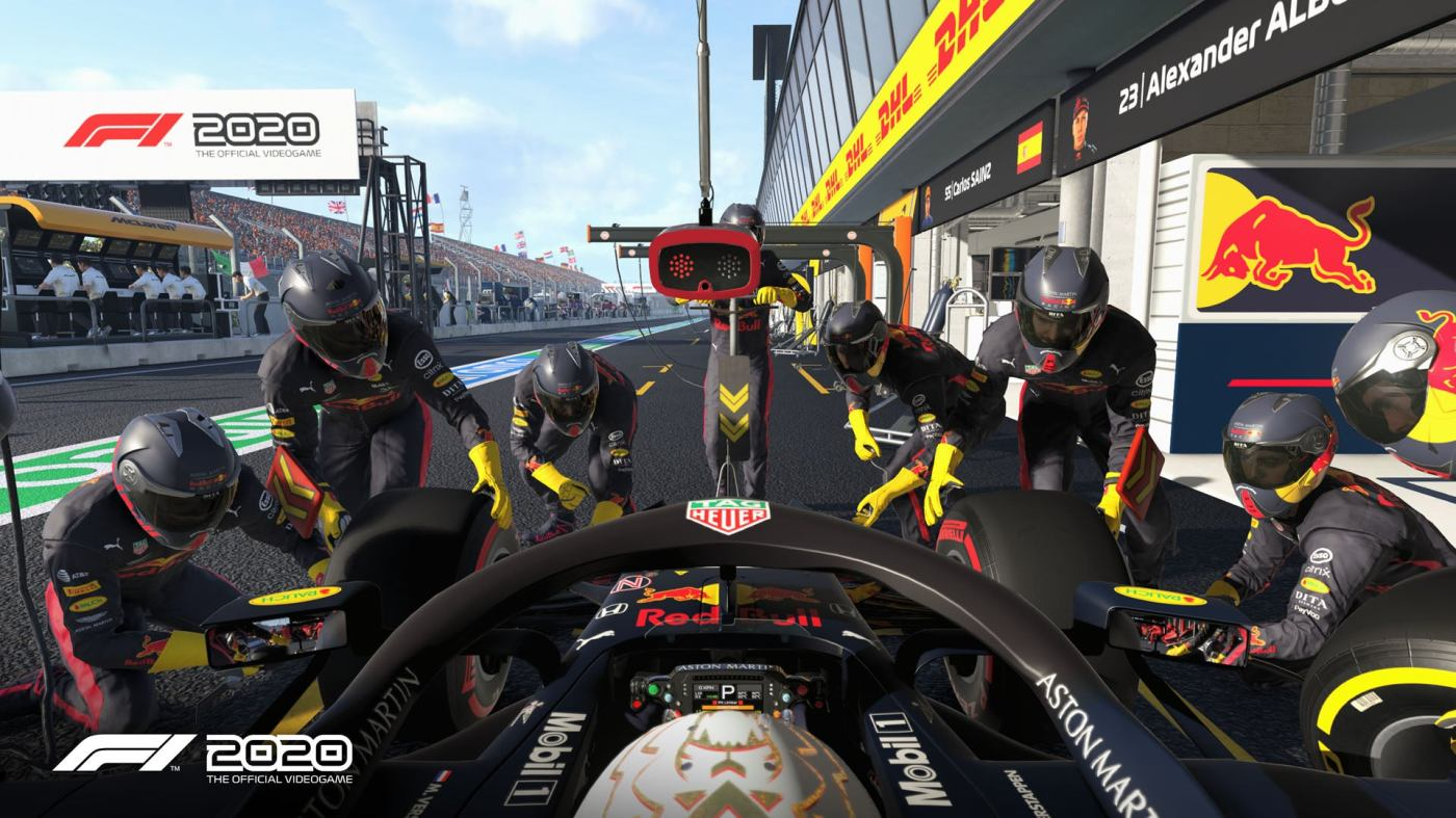 F1 2020 Official Game Patch 1.13 Notes