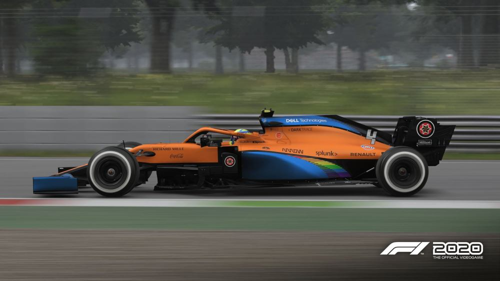 F1 2020: Livery updates arrive in Patch 1.09