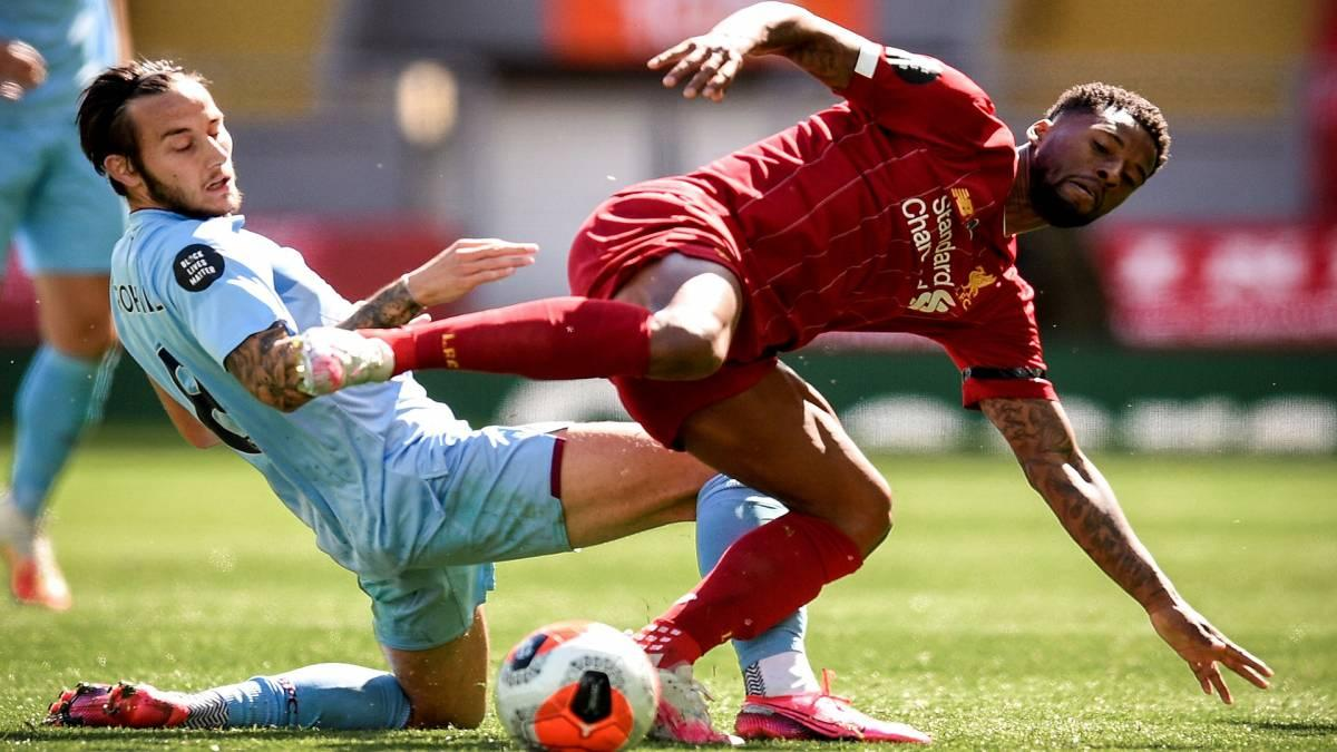 PL: Burnley resists Liverpool – Kenyan News