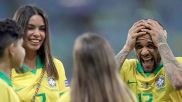 la liste du Brésil avec Gerson, Guimarães et… Dani Alves