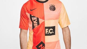 Nike dévoile des maillots lifestyle pour l'Allemagne